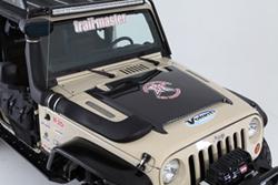 volant jeep custom