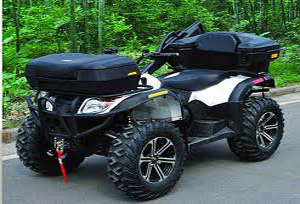4wheeler luggage