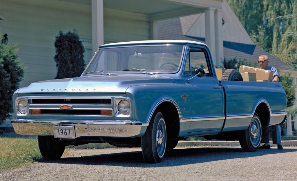 the 10 greatest trucks of all time 4wheel online blog automotive news. Black Bedroom Furniture Sets. Home Design Ideas
