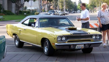 How The Plymouth Roadrunner Brought Chrysler Back To Reality