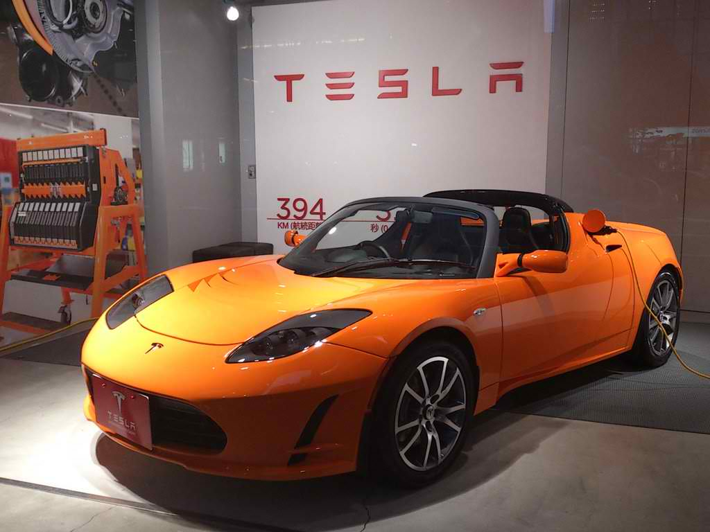 Tesla Battles New Jersey About Selling Directly To Consumers New