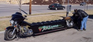 Anaconda motorcycle