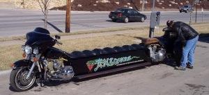 Anaconda motorcycle