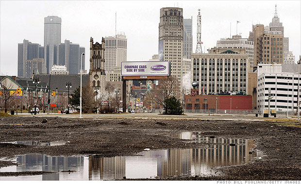 Detroit Is Now Being Referred To As Carjack City