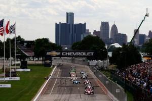 2012 IndyCar Detroit Belle Isle priority