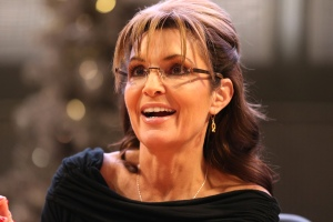 "Sarah Palin Signs Copies Of Her New Book ""War On Christmas"""