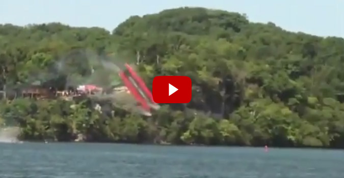 4 Foot Led Lights >> 42-Footer Goes Airborne in Frightening Crash   4Wheel Online Blog - Automotive News