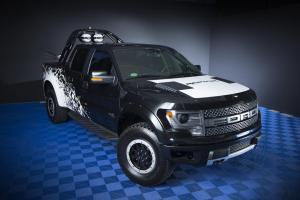 Ford's 2013 SEMA award winner