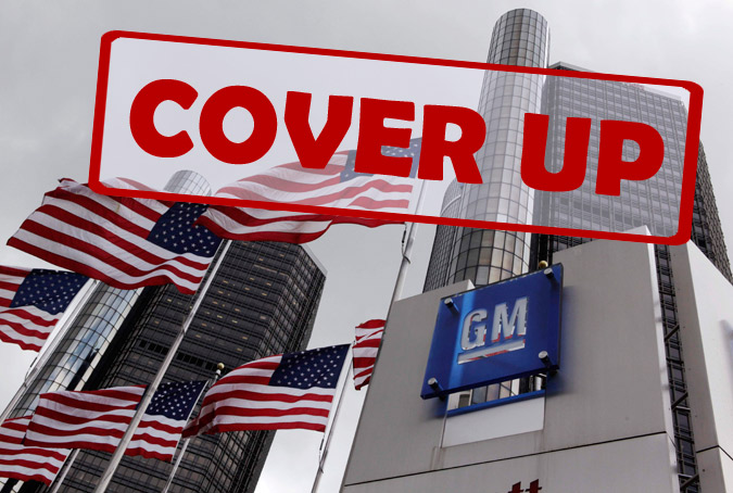 GM Cover Up