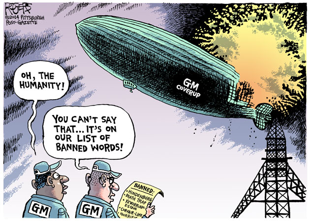 GM Coverup