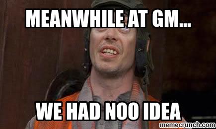 Chevy Recall Memes
