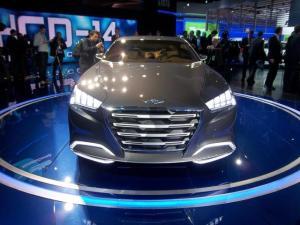 2014 Hyundai HCD Genesis Concept