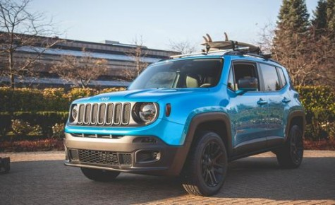 Jeeps Are Taking Over Sema 2014 4wheel Online Blog