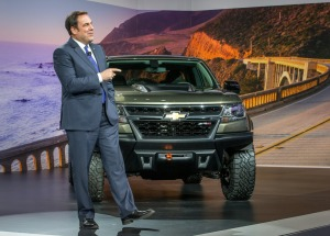 Chevy Colorado ZR2 Concept
