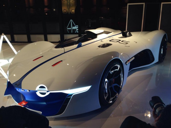 New Alpine Vision Gran Turismo Is A Fascinating Concept Vision