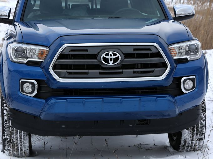 Toyota Releases First Images Of 2016 Tacoma 4wheel