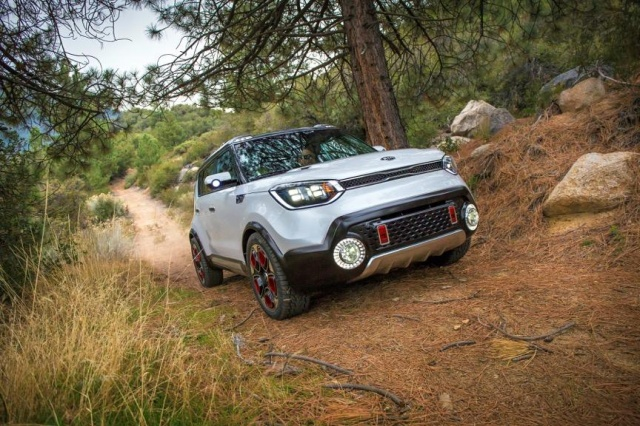 2018 Kia Trailster: News, Expectations >> Electric Powered Kia Trail Ster Aims To Challenge Jeep