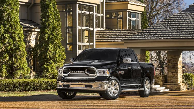 Ram Unveils New Chromed Out 2015 Ram Laramie At Chicago Auto Show 4wheel Online Blog