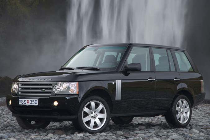Land Rover Range Rover for 2008