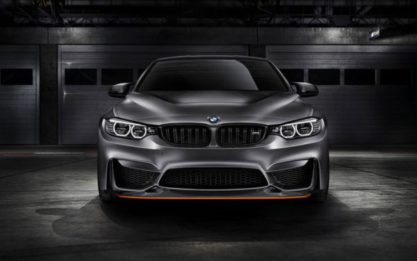 BMW M4 GTS Concept
