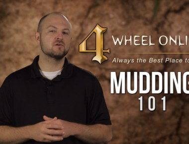Mudding 101 Intro