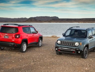 2015 Jeep Renegade Latitude and Trailhawk