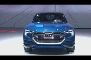 Audi e-tron quattro Front