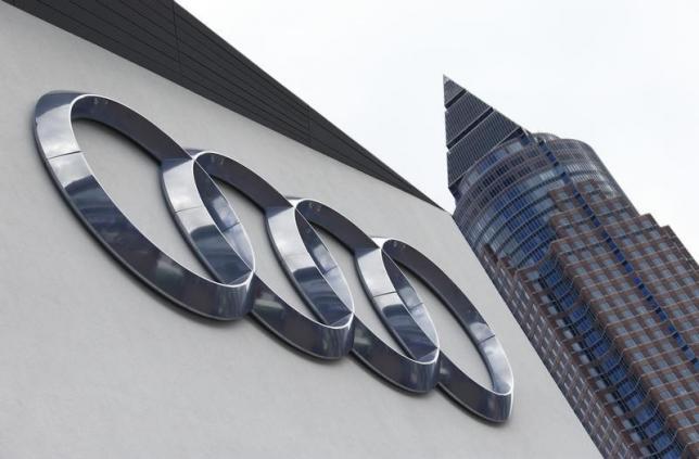 Audi Frankfurt 2015