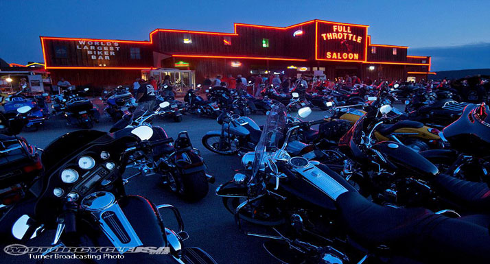 2018 Full throttle saloon pictures