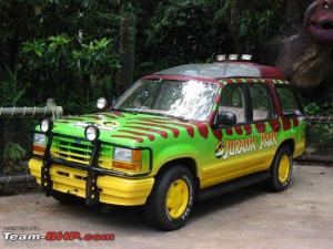 1994 Ford XLS Park Edition