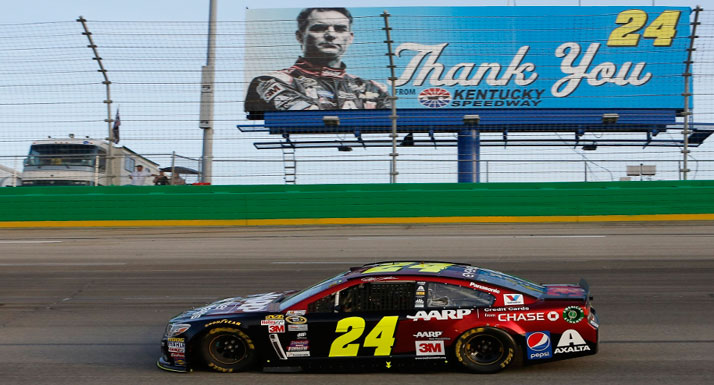 Thank You Jeff Gordon