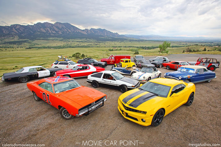 Top 10 Movie Cars | 4Wheel Online Blog - Automotive News