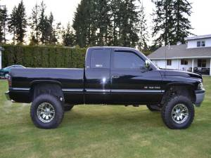 1996 Dodge Ram 1500 Crew/Club Cab