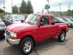 2000 Ford Ranger XLT SuperCab