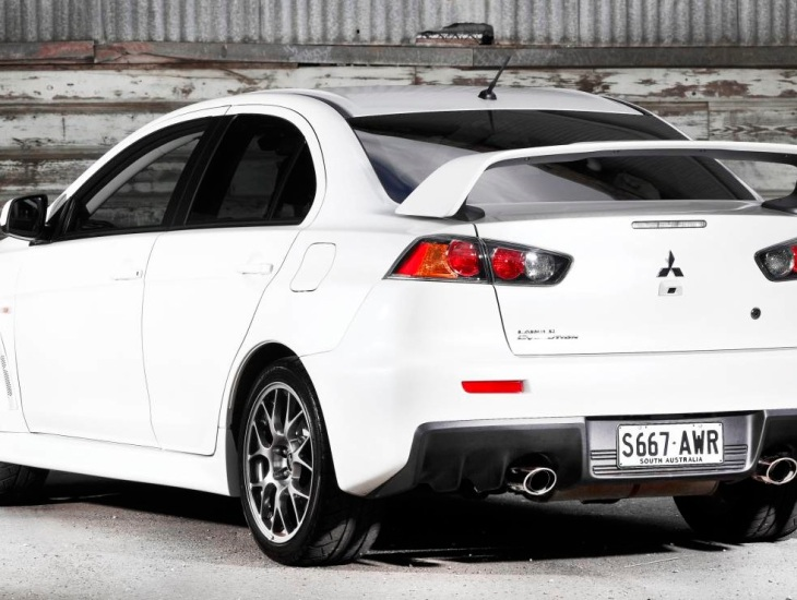 Mitsubishi recalls some 2014-15 Lancer Evolution and Ralliart cars ...