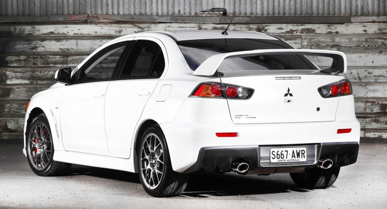 Attractive 2014 Mitsubishi Lancer Evolution