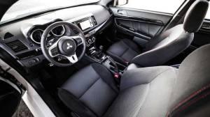 2016 Lancer Evo Final Edition Interior