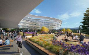 Apple Spaceship Campus 4