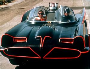 Original Batmobile