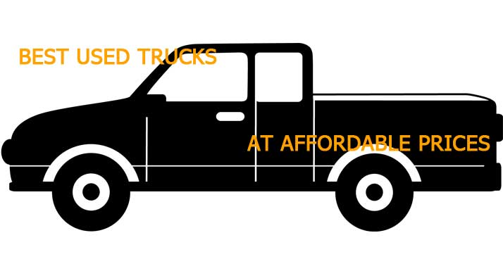 Best Affordable Used Trucks