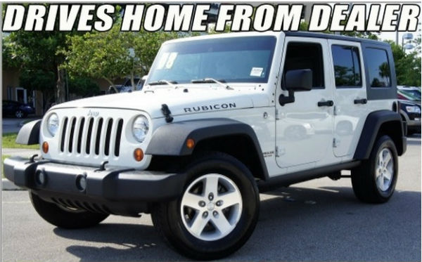 New Jeep, Gift Guide