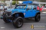 SEMA 2015 Biru Jeep