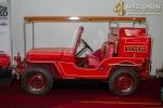 SEMA 2015 Old Jeep