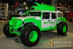 SEMA 2015 Mohawk Jeep