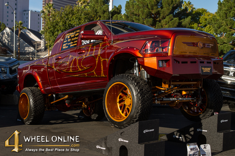 coolest trucks  sema  wheel  blog automotive news