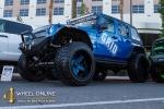 SEMA 2015 Grid Jeep