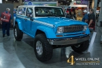SEMA 2015 Jeep Wagon