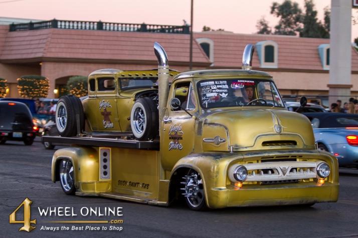 SEMA 2015 Trucks