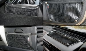 Rugged Ridge Interior Mesh Storage Kit for 97-06 Jeep TJ & Unlimited