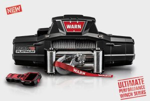 Warn Zeon 12 Platinum Winch